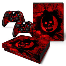 Skull Xbox One X Skins