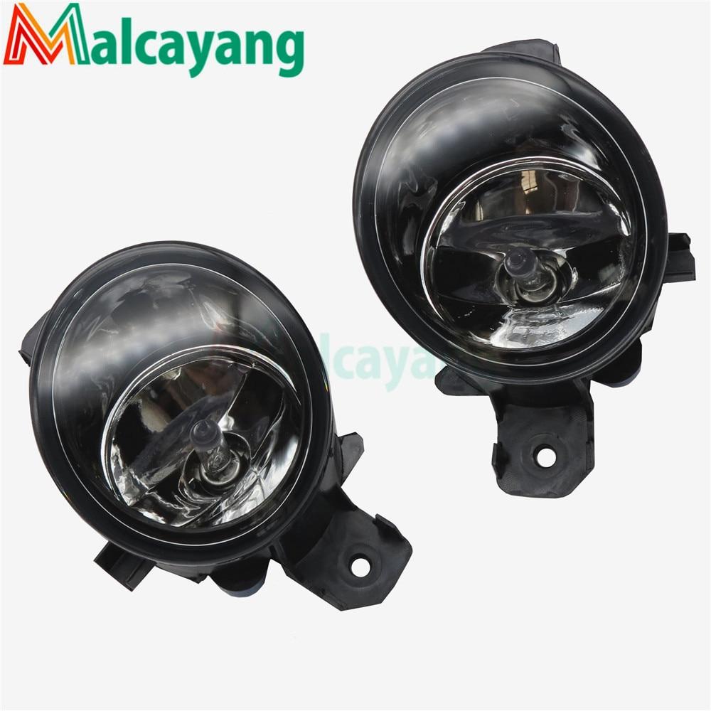 For NISSAN PRIMERA WP12 P12 2002-2015 Car styling Fog Lamps 55W halogen Lights 1SET купить бампер nissan almera n16