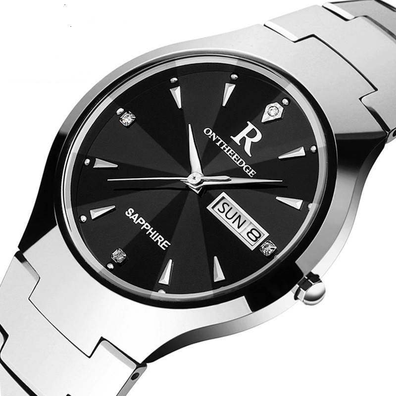 reloj hombre Mens Watches Top Brand Luxury Waterproof Sport Watches Men Clock Dress Men's Quartz calendar date Watch Male Hours sinobi mens military watches luxury quartz watch men clock silicone strap sport watches male wristwatch waterproof reloj hombre