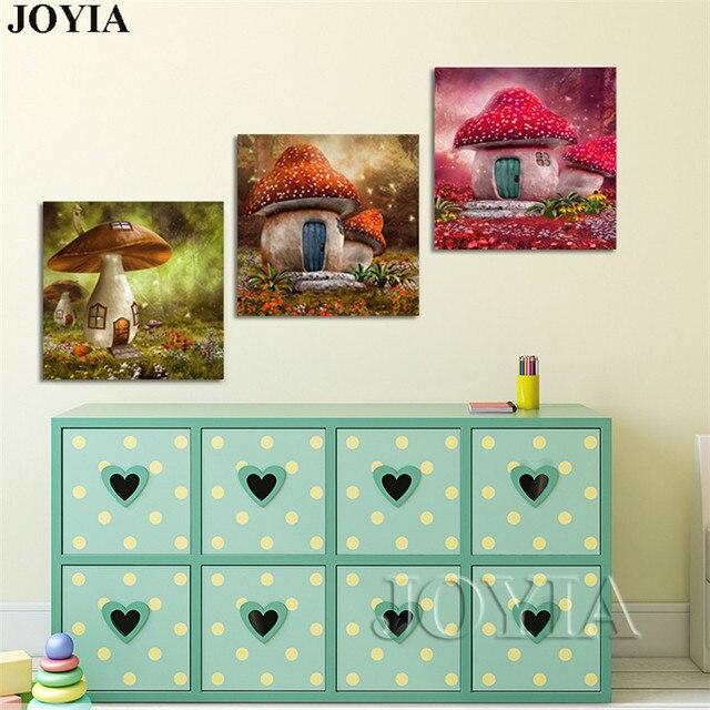 Casa chica moderna compre pintado a mano hi q casa for Formas para decorar una casa