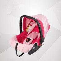 Soft Durable Basket Type Child Safety Seat Portable Newborn Baby Cradle