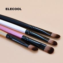 ELECOOL Eyeshadow Nose Shadow Makeup Brushes Aluminum Tube+Synthetic Fiber Makeup Brush Kits Makeup Cosmetic Brush Tool