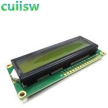 10 STKS LCD1602 1602 module Groen scherm 16x2 Karakter LCD Display Module Controller blauw blacklight