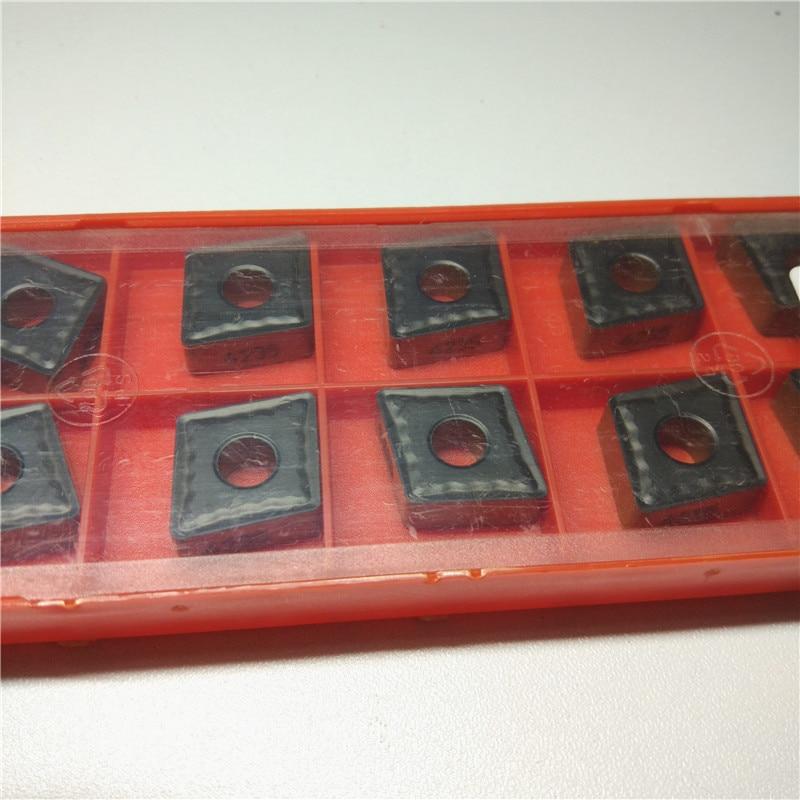 YZ66 10pcs CNMG 160612-QM 4235 CNMG 543-QM 4235 Carbide Inserts