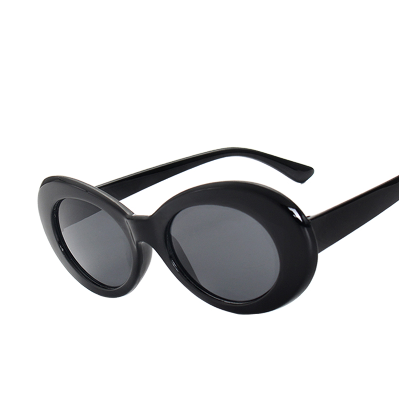 KEHU New Fashion Oval Sunglasses Women Classic Vintage Small Frame ...