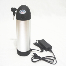 (Bottle) 36V 15AH Lithium Li-ion Rechargeable battery for electric bicycle (50KM) and 36V equipments Power Bank (FREE charger)