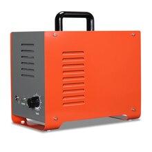 2019! 5g/hr Portable Ozone Machine Ceramic Tube Ozonator Device with Timer Ozone Air Freshener Water Sterilizer + FS