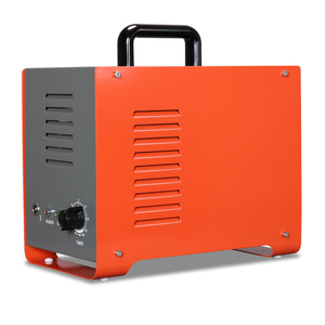 Image 1 - 2019! 5g/hr Portable Ozone Machine Ceramic Tube Ozonator Device with Timer Ozone Air Freshener Water Sterilizer + FS