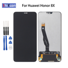 6.5 for Huawei Honor 8X LCD Display Touch Screen Digitizer Assembly JSN-L21 JSN-L42 JSN-AL00 JSN-L22