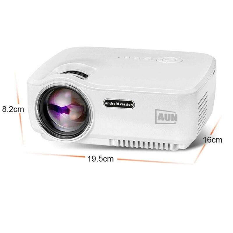 LED Projector P Portable Android Mini Video Projetor Full HD Beamer Wifi
