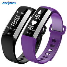 M2 Bluetooth Smart Браслет крови Давление/монитор сердечного ритма фитнес-трекер Спорт Смарт Браслет
