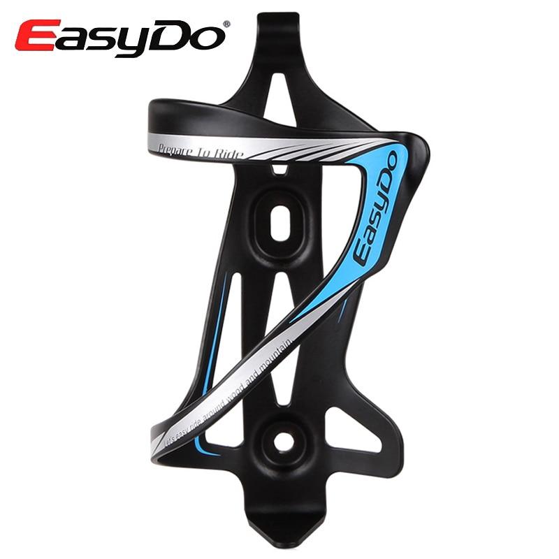 EASYDO Aluminum Alloy Bicycle Bottle Cage Cycle Cup Holder Accesorios Bici Bicicleta Mountain Suporte Garrafa Bike Accessories