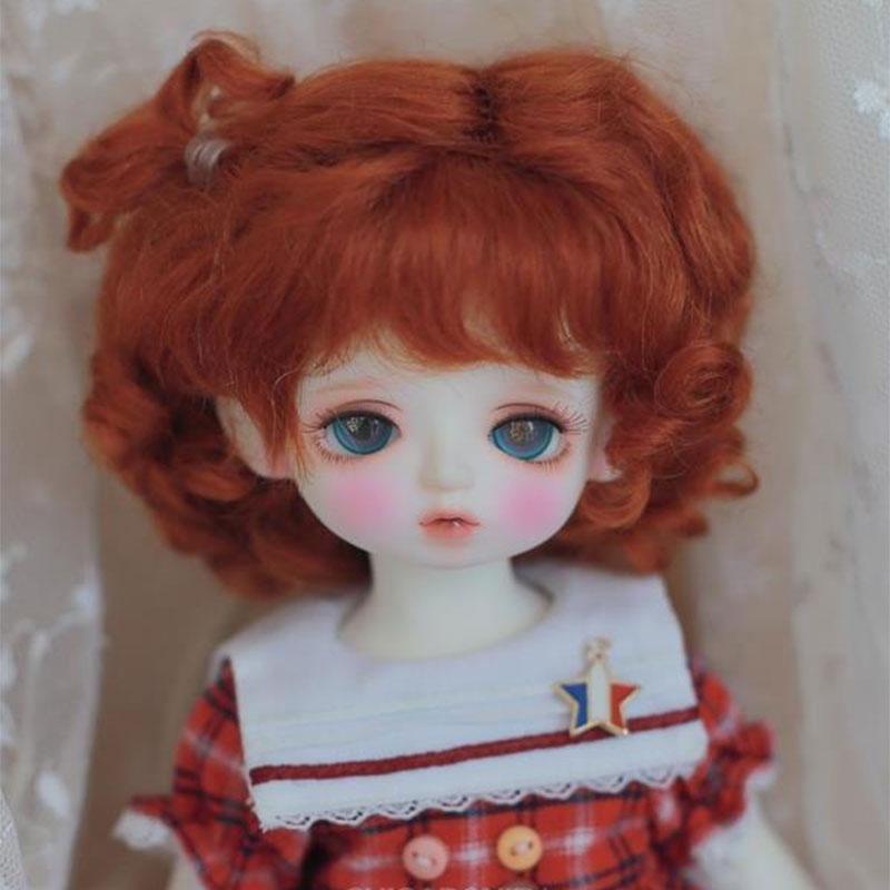 OUENEIFS Chica bonita Heidi bjd sd doll 1/6 body model reborn girls boys doll eyes High Quality toys shop free eyes luodoll 1 6 bjd sd doll doll soom alk yrie doll include and eyes