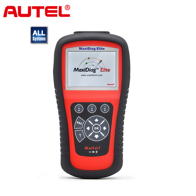 Autel MaxiDiag Elite MD701 All Systems+DS Model Full Sys With Data Stream OBDII Code Reader OBD2 Diagnostic Scanner Automotive