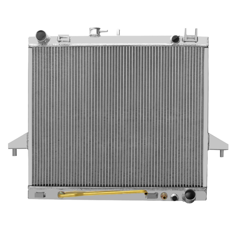 US $104 95 34% OFF|Car Radiator for Holden Rodeo Colorado RA Cab Chassis  3 5 i TFR26 4x4 RA Ute 2 4 i RWD Petrol 2 4L 4cyl 92kW Y 24-in Radiators &