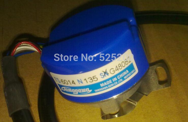 TAMAGAWA Encoder TS6014N135 Original authentic аккумулятор yoobao yb 6014 10400mah green