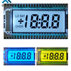 Semitransparent 5V 3.5 Digit Segment EDS803 LCD Display Screen TN Type Static Driving 50.8x30.48x2.8mm