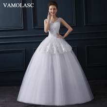 Backless VAMOLASC Ball Bridal