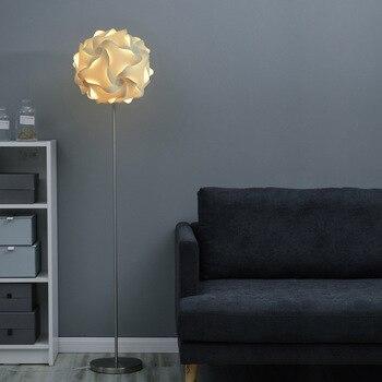 Modern LEVOU sala de estar de pé luzes Nórdicos luminárias iluminação deco iluminação de cabeceira quarto lâmpadas de assoalho