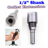 1 2 Shank Bits Router Collet Extension Engraving Machine Extension Rod