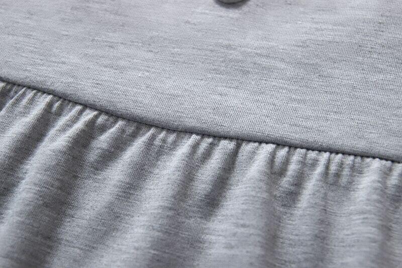 Vendita calda della neonata vestiti del bambino ragazze due pezzi set del  cotone del fumetto mucca ragazze completa maniche lunghe + pantaloni per  bambini ... ec13fe64dd9