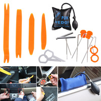 PDR Tools Air Pump Wedge Locksmith Tools Air Wedge Open Car Door Lock With Car Stereo