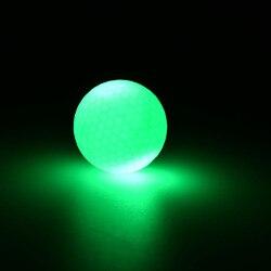 Светодиодные электронные мячи для гольфа, высокое качество, распродажа, маленькие светящиеся мячи для игры в гольф, для тренировок в дневно...