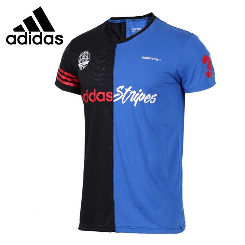 Original New Arrival 2018 Adidas NEO Label CS TSHIRT Men's T-shirts short sleeve Sportswear original new arrival 2017 adidas neo label m cs graphic men s t shirts short sleeve sportswear