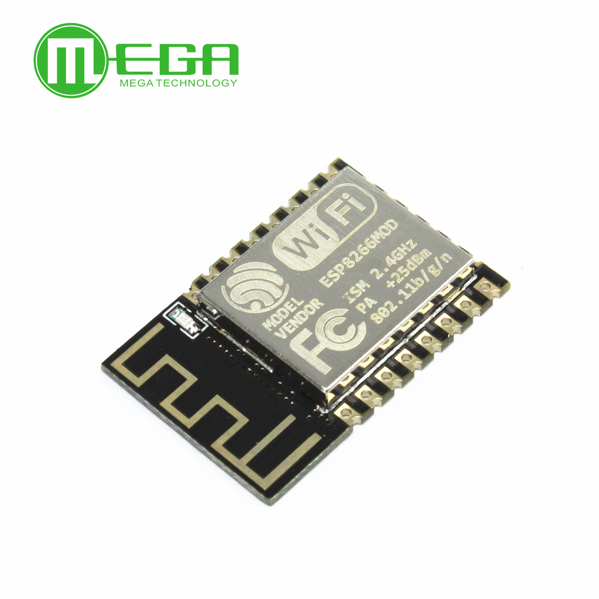 10pcs/lot ESP8266 Serial WIFI Model ESP-12E ESP-12F Authenticity Guaranteed
