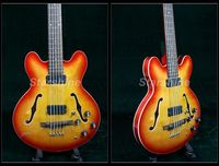 Cuatomized bass guitar