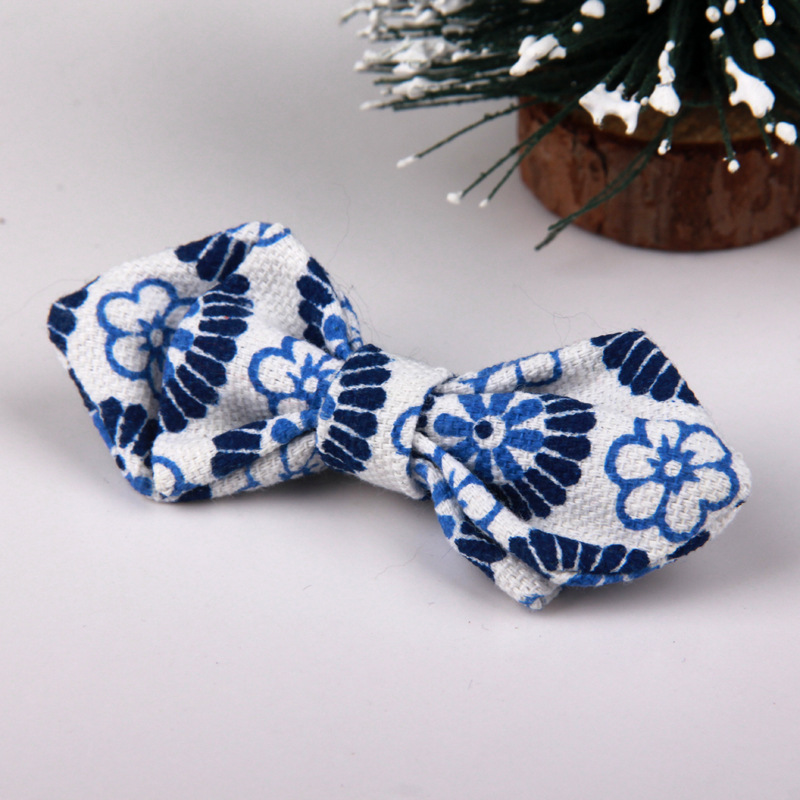 Children's Bow Tie Fashion Jacquard Baby Neckties Tie Baby Kid Kids Classical Pet Striped Butterfly Elastic Cord BowTie