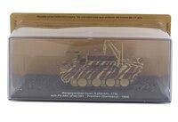 1/72ドイツsd。Kfz.179パンサータンクサービス車モデル合金コレクションモデルホリデーギフ