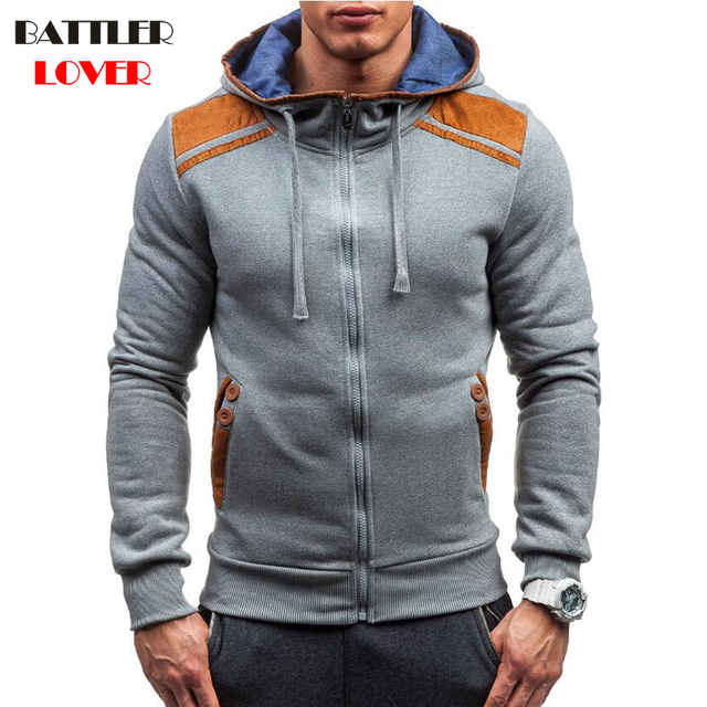 164f0565341a Luxury Designer Hoodies Mens Sweatshirts Fashion Hooded Jacket Zipper  Sportswear Mans Autumn Thick Sweatshirt Men Brand
