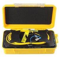 500M 850/1300nm MM OTDR Dead Zone Eliminator Fiber Optic OTDR Launch Cable Box