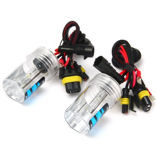 Auto Car Headlight H3 35W Super Bright 4300K 3600lm High Quality HID Xenon Lamp White Light Car Headlamp Front Lamp for Vehicle