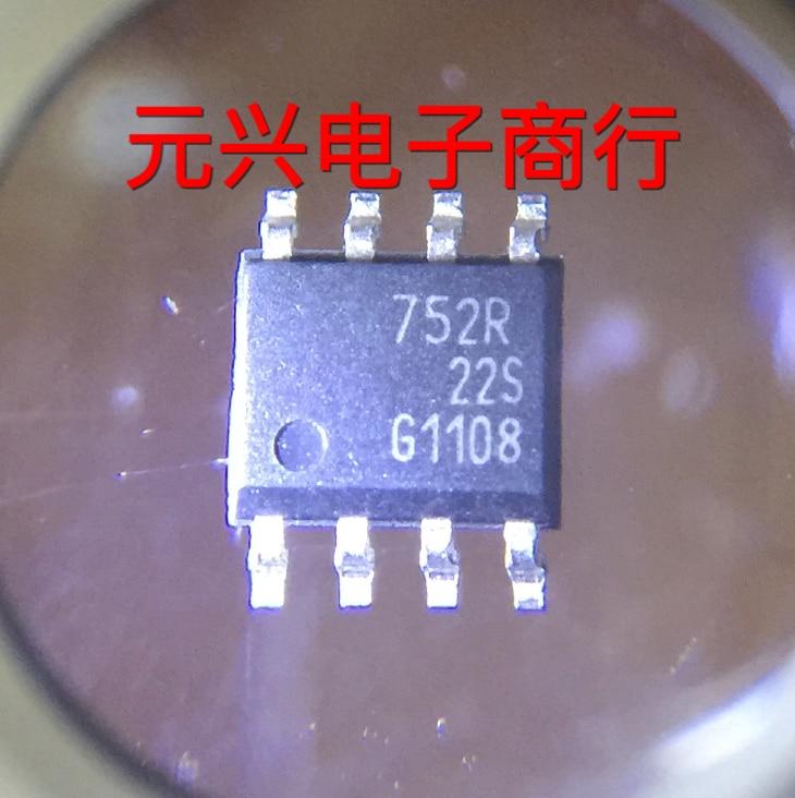 752R BSP752R automotive computer board importerer IC chip chip SOP8 fødder nyt sted