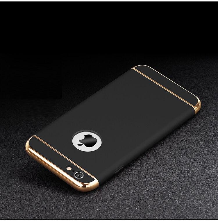 custodia iphone 7 gold