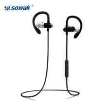 2017 новые Bluetooth 4.1 наушников sowak W1S Спорт Бег Беспроводной Наушники PK qcy qy11