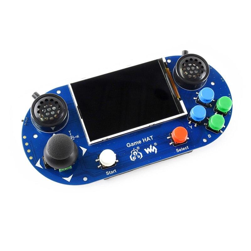 3.5 pouces IPS écran Raspberry Pi jeu console joueur de jeu de poche circuit d'extension compatible avec Raspberry Pi Un +/B + /2B/3B/3B + - 2