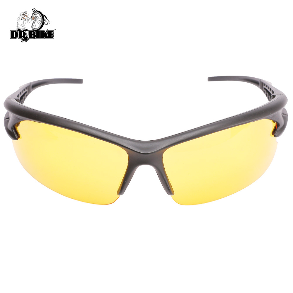 6a1c2b4db2d DrBike Mens Outdoor Sport Eyewear Night Highten Lightness Protection  Sunglass for Goggles Driving Cycling and Riding-in Cycling Eyewear from  Sports ...