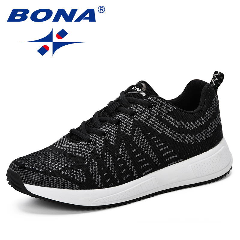 FOI Nouvelle Hommes Chaussures Mode Casual Chaussures Respirant Fly-Tricot Mâle Sneakers Adulte de Non-Slip Confortable Hommes vulcaniser Chaussures