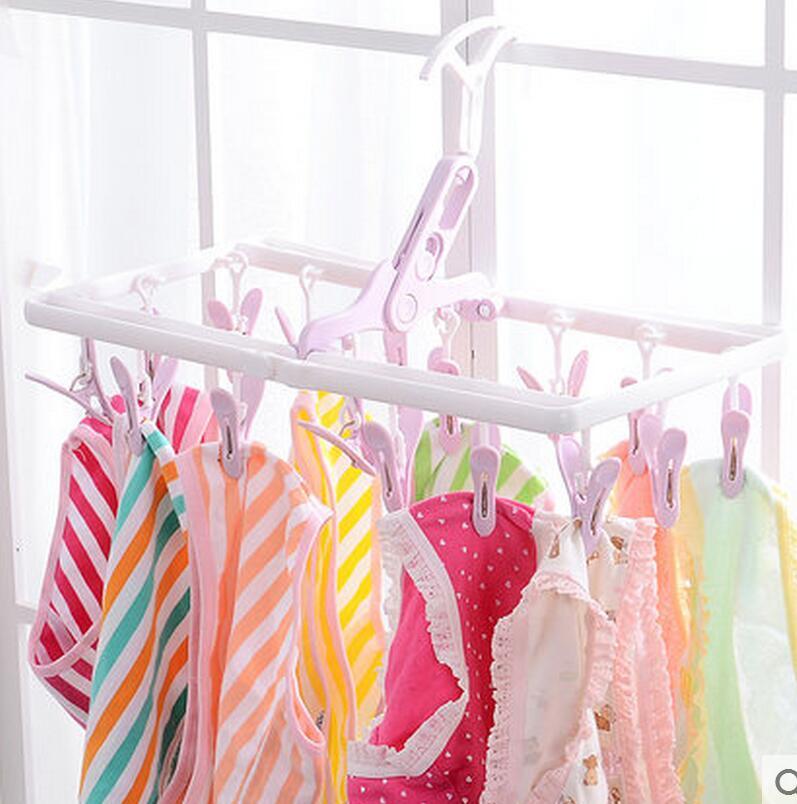 rrobat e palosshme plastike të palosshme shufra kapëse kornizë të - Magazinimi dhe organizimi në shtëpi - Foto 2