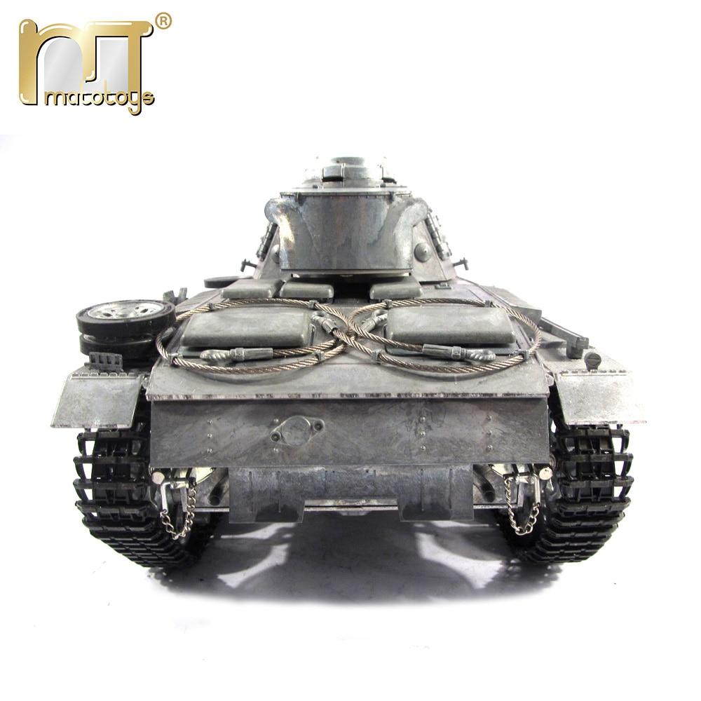 16 Stop118 TOYS Panzer