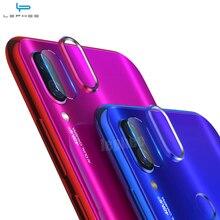 For Xiaomi Redmi Note 7 Pro MI9T 7A Case Xiomi Mi 9 SE MI9 9T Pro 8 Lite Cover Tempered Glass Camera Screen Protector Note7 Ring