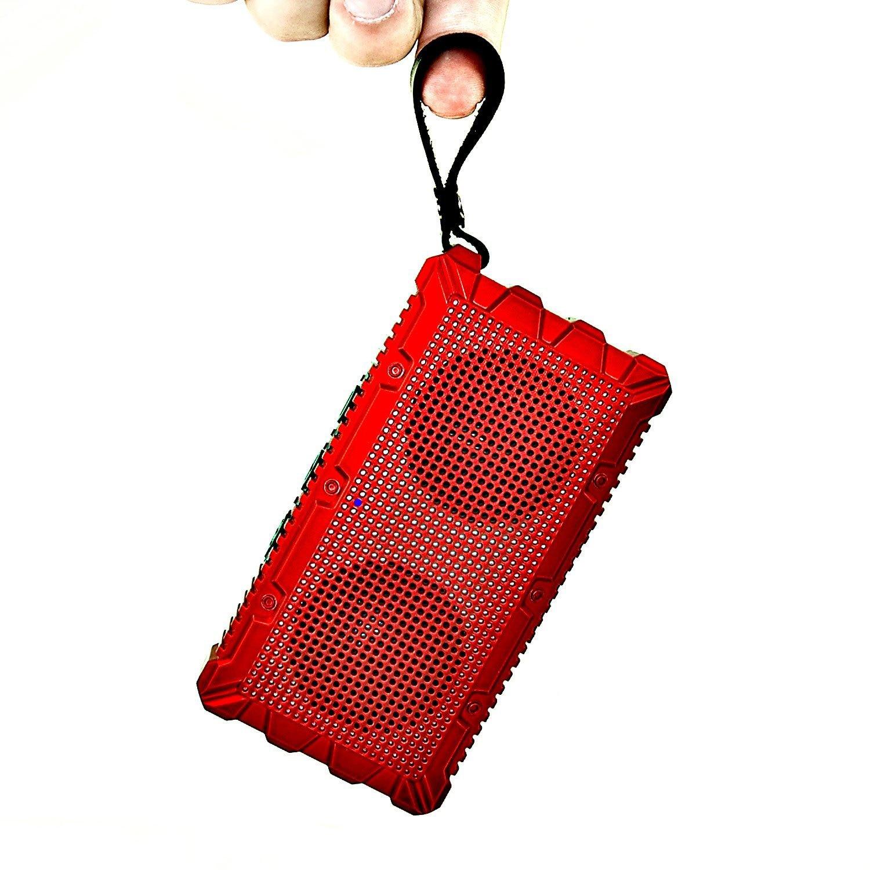 Wireless waterproof bluetooth speaker ip67 floating for - Waterproof speakers for swimming pools ...