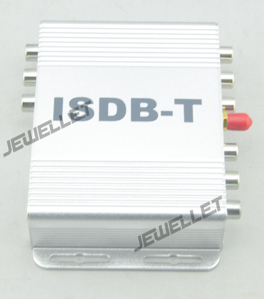 Super deal for South America Car ISDB-T Box, ISDB-T Receiver with EPG function and AV output