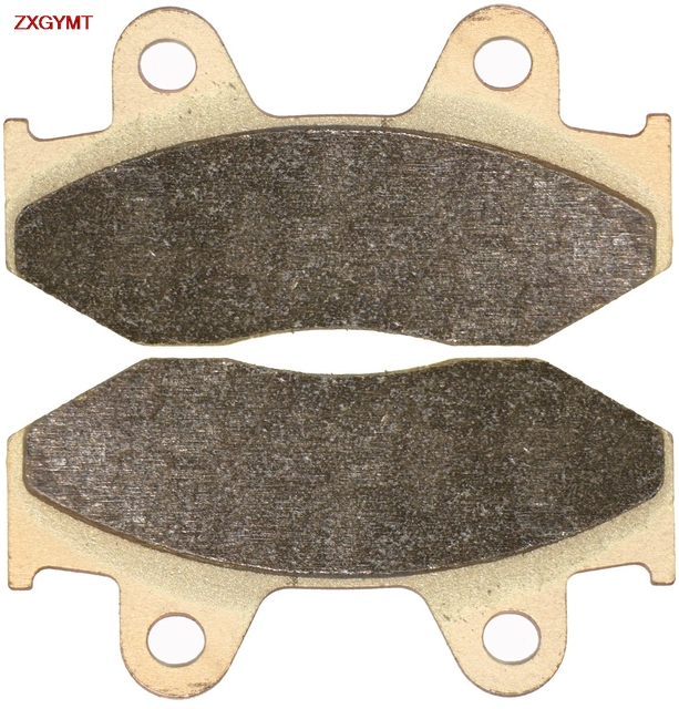 FRONT REAR Brake Pads Shoes for Honda CR 500 RG 1986