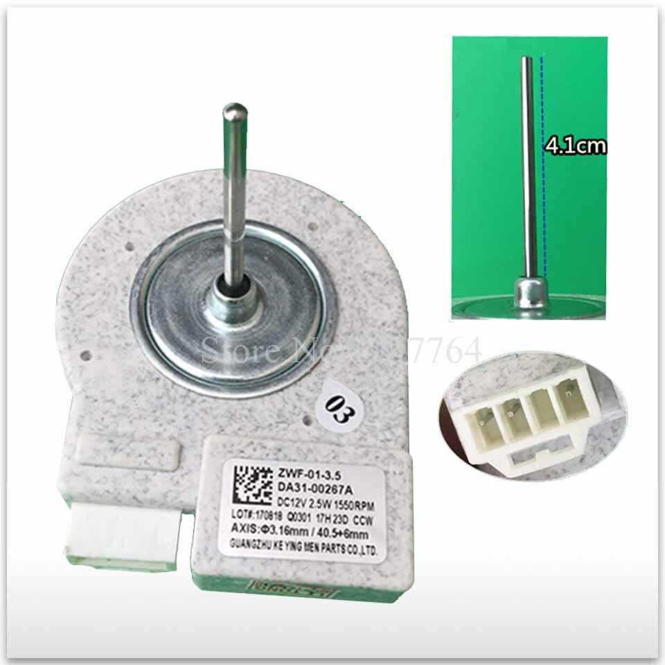 New for Samsung refrigerator freezer Double open the door Fan motor DA31-00020H ZWF-01-3.5 ZWF-01-2.8 MC2001-1