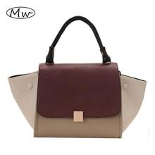 2015 Women Messenger Bag New Handbag Portable Shoulder Bag Cross Body Bolsas Leather Bags High Quality
