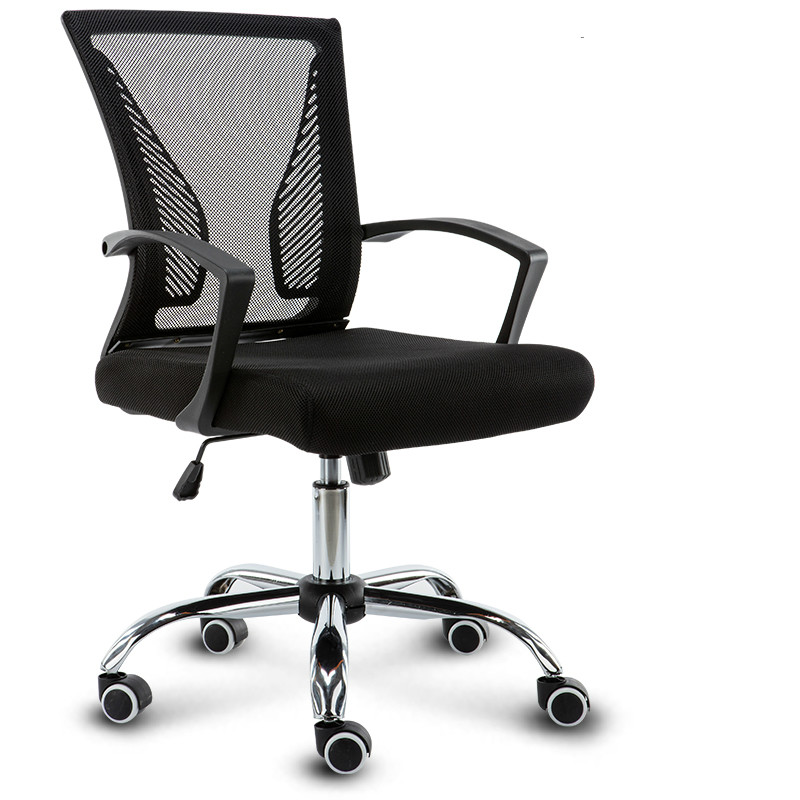 Special high - quality office computer chair leisure home mesh swivel chair meeting staff student seats computer chair home office chair mobile no handrail small lift swivel chair mesh staff chair